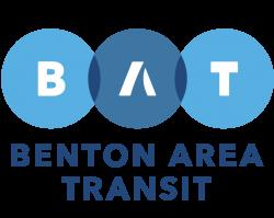 Benton Area Transit logo